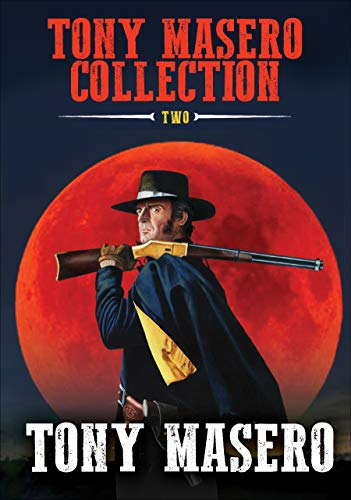 Cowboy & Western Book: Tony Masero Collection Volume 2