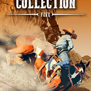 Cowboy & Western Book: Tony Masero Collection Volume 5