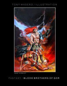 Fantasy - Bloodbrothers Gor