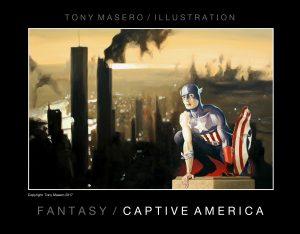 Fantasy - Captive America
