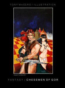 Fantasy - Chessmen Gor