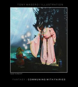 Fantasy - Communing with Fairies