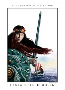 Fantasy - Elfin Queen