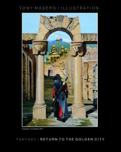 Fantasy - Return to Golden City
