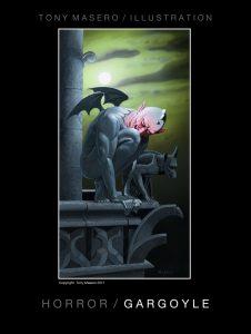 Horror - Gargoyle