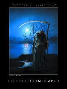 Horror - Grim Reaper