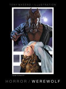 Horror - Werewolf